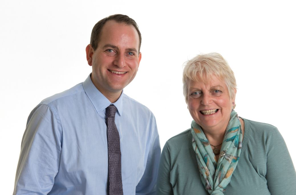 David and Jill Sinclair